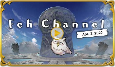 A New Feh Channel Video Is Out Now! (Apr 2020