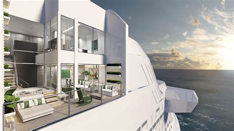 The Celebrity Edge Cruise Ship Exceeds the Boundaries of