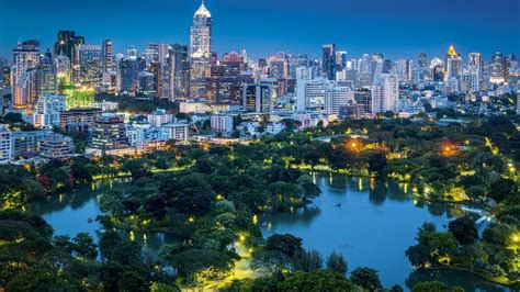 36 hours in Bangkok, Thailand: from the bottom to the top