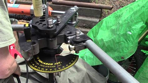 JD Squared Tubing Bender & Projects Ketchup #46 - YouTube