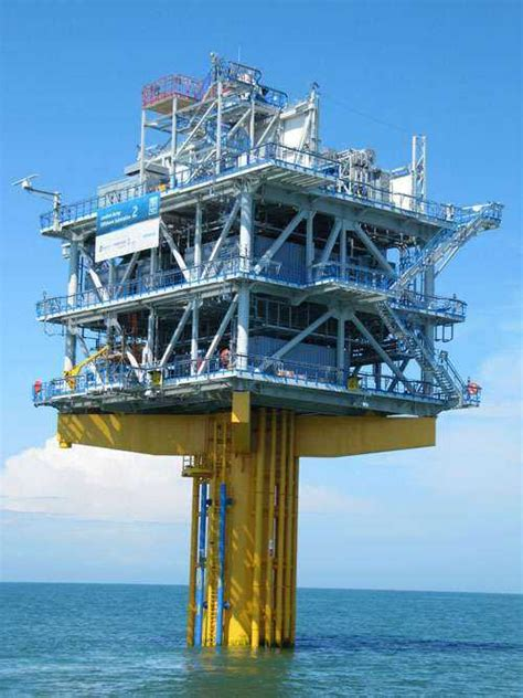 Innovative London Array Design Approved | Wind Power Systems