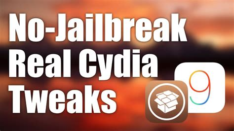 Extensify | Install REAL Cydia Tweaks without Jailbreak