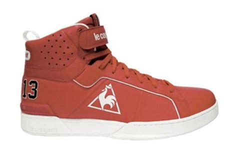 Red Rooster High-Tops : Le Coq Sportif