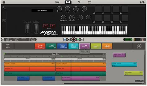 AIR Ignite music creation software for Windows and Mac