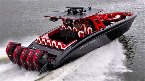 Review: Mercury Racing Debuts 450-hp Outboard - Power