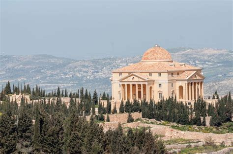Is this Florence or the West Bank? Inside the bizarre