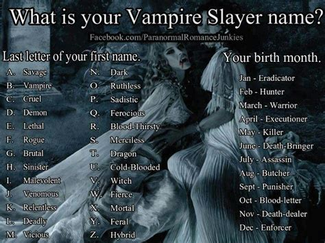 For my real name it would be dark blood-letter for my