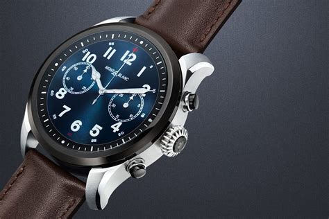Montblanc Summit 2 is first smartwatch with Qualcomm's