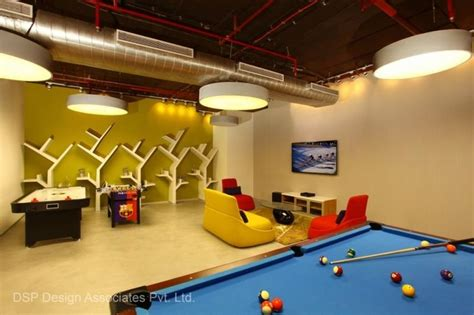 16 Office Spaces In India So Cool That You'll Wish You