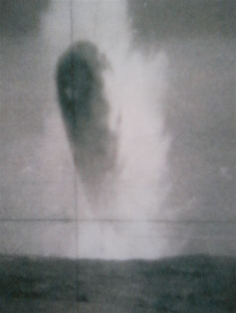 Could 'leaked Arctic UFO pics taken from US submarine in