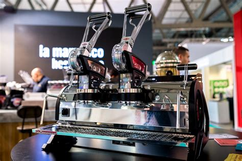 90 Years And A New Machine: La Marzocco At HOST 2017