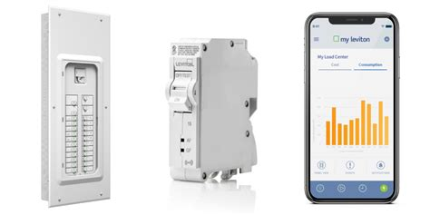 Leviton launches smart Load Center with iOS app control