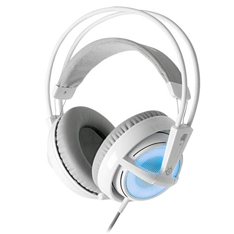 SteelSeries Siberia v2 (Frost Blue) - Micro-casque