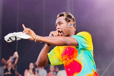 Tyler, the Creator Lands His First No