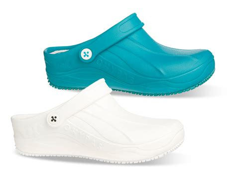 Shoes and Clogs for Healthcare Professionals - Oxypas