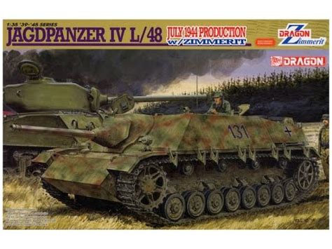 Kit Review: Dragon JagdPanzer IV L/48 With Zimmerit - YouTube