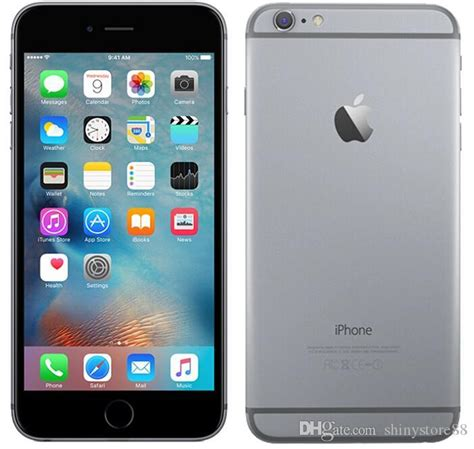 Refurbished Original Apple Iphone 6s Plus No Touch Id