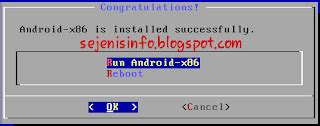How to dual boot Install android kitkat x86 and windows on
