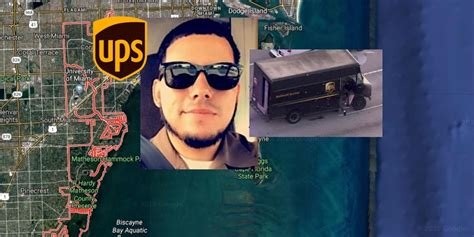 Frank Ordonez ID'd As UPS Driver Killed In Coral Gables
