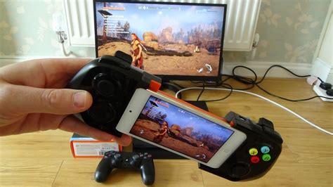 PlayStation PS4 Remote Play on Apple iOS iPod , iPhone