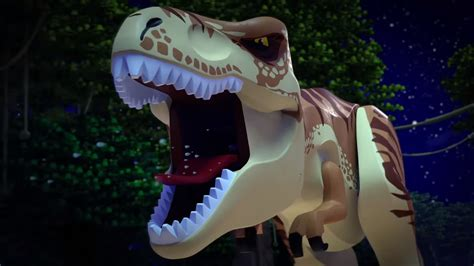 The Jurassic World LEGO Prequel is Coming Sooner Than You