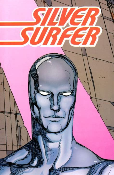 Silver Surfer - comicbookrappers: Silver Surfer Parable by