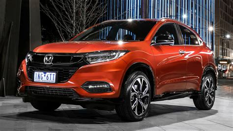 2018 Honda HR-V RS (AU) - Wallpapers and HD Images | Car Pixel