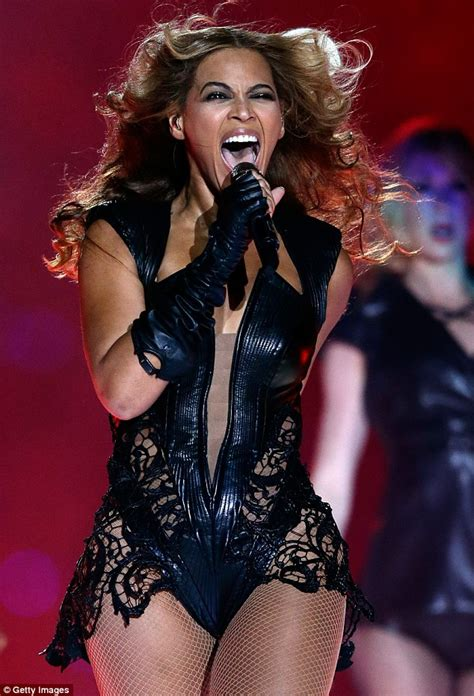 Beyonce is caught unawares in yet another series of