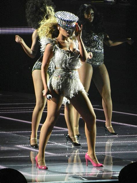 Beyonce Gets Back To Business In Atlantic City | Idolator