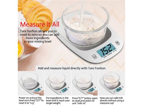cool media net: Kitchen Scale Reset