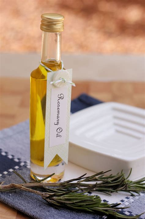 Rosemary Oil - A Spoonful of Sugar