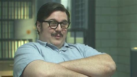 The Ed Kemper Actor From 'Mindhunter' Looks A Lot Less