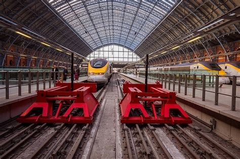 Eurostar To Run Direct Trains From London To Amsterdam