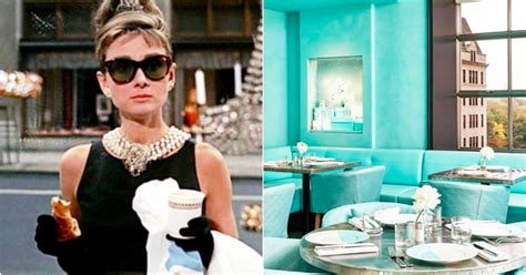 You Can Actually Now Have Breakfast At Tiffany's - Narcity