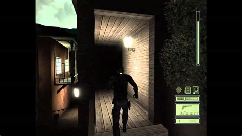 Splinter Cell: Stealth Action Redefined gameplay ( From