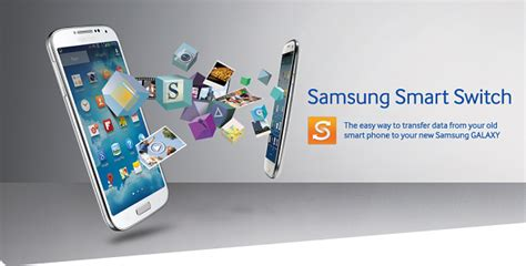 Samsung Smart Switch for PC/Mac: transfer old phone data