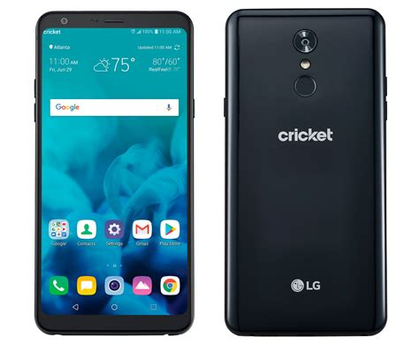 LG Stylo 4 launches at Cricket with built-in stylus and