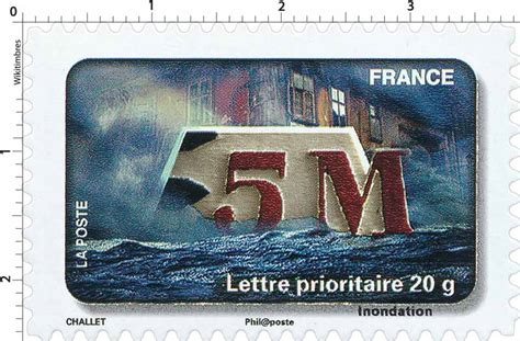 Timbre : 2010 Inondation   WikiTimbres