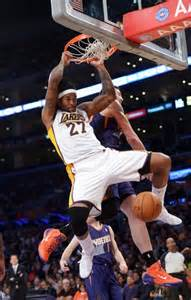 Los Angeles Lakers: Perspective On Jordan Hill