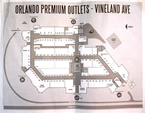 Orlando Premium Outlets Vineland Ave: Closest outlet mall