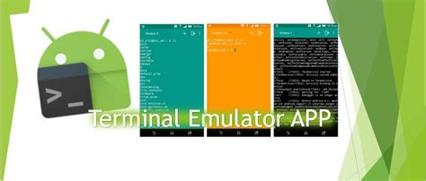 10 Best Free Terminal Emulator APP for Android   H2S Media