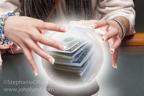 Crystal Balls, Money, Fortune Tellers And Business Success