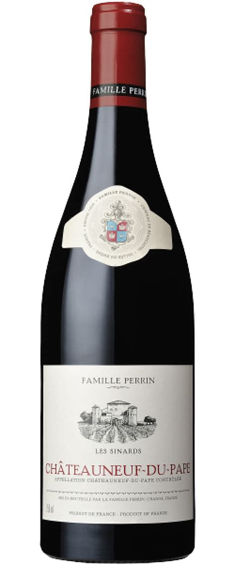 Famille Perrin Les Sinards rouge - Châteauneuf-du-Pape