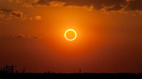How To Watch The Ring-Of-Fire Solar Eclipse | Gizmodo
