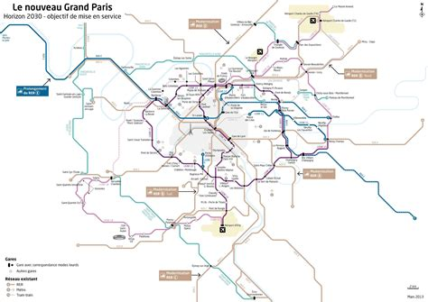 PSS / Discussion: Grand Paris Express - Projet global