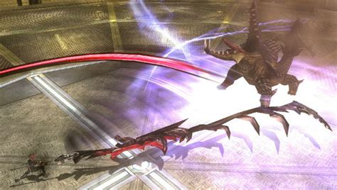 Rage Burst continues God Eater 2's story, and throws in