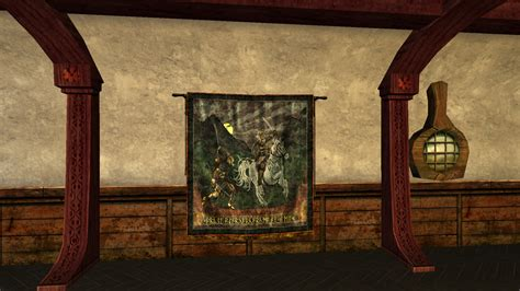 Tapestry of Brytta - LotRO Housing by D&Co du Milieu