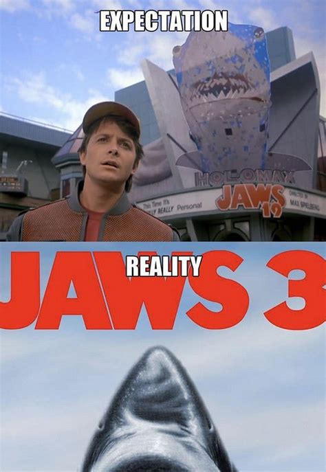 Back to the Future Predictions vs the Reality   Others