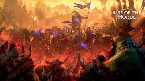 Rise of the Horde - Warcraft Chronicle Vol