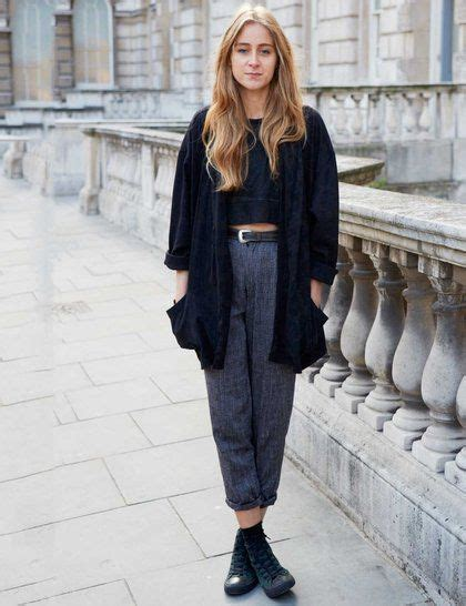 Show Slim and Tall Looking: Women Vintage Plaid Pants